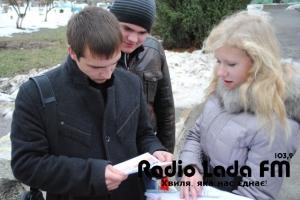 Ладижинські школярі збирають підписи до президента та уряду, аби їх школа стала енергоефективною