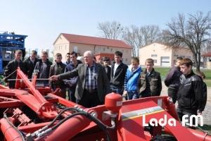 Німецький аграрний центр уже 4 рік підвищує кваліфікацію студентам з Ладижина
