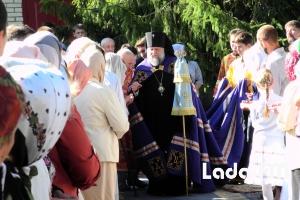 Ладижин відвідав архієпископ Тульчинський і Брацлавський Іонафан