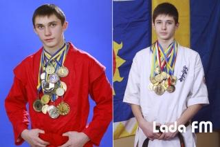 Людина року-2013: Владислава Бакуна та Руслана Чорного визнано кращими спортсменами року