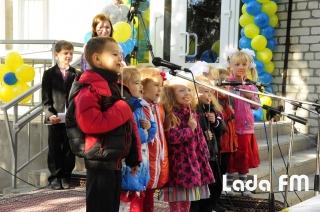 Єдиний дошкільний заклад у старій частині Ладижина переїхав  до нового приміщення