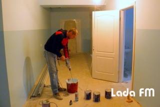 В Ладижині завершують ремонт відділення невідкладної меддопомоги