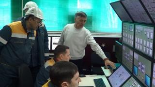 Тренажер-симулятор роботи енергоблоку запрацював у філії Академії ДТЕК Ладижинської ТЕС