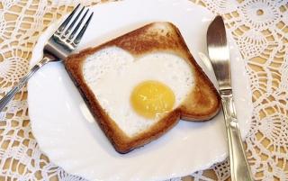 День святого Валентина: подбайте про сніданок, бо вечері, може, і не буде