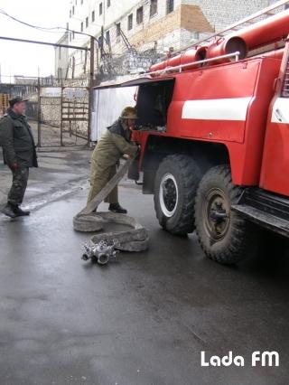 У виправних установах Вінниччини відбулись навчання персоналу на випадок надзвичайних подій