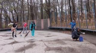 Гайсинчани дали друге життя старому парку у середмісті