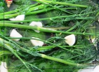 Малосольні огірки: смачний бліц-рецепт
