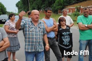 Відсутність ремонту доріг вивела жителів трьох сіл Тростянеччини на вулицю