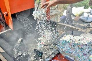 У Європі тривають випробування доріг з переробленого пластику