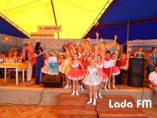 «Радість» посіла друге місце у міжнародному фестивалі «Ритми літа»