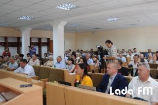 В Ладижині обговорювали шляхи зменшення викидів ЛадТЕС у довкілля
