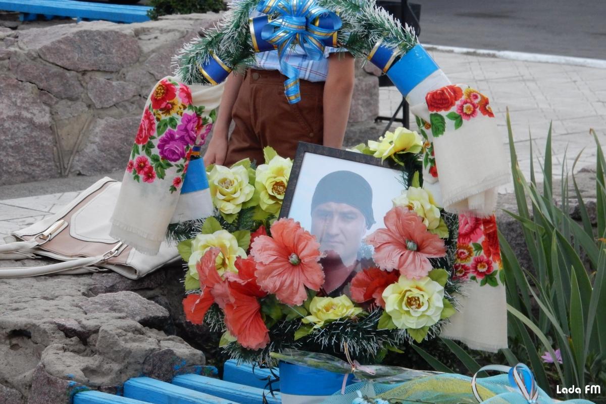 Ладижинці провели реквієм-панахиду за загиблими героями, фото-1