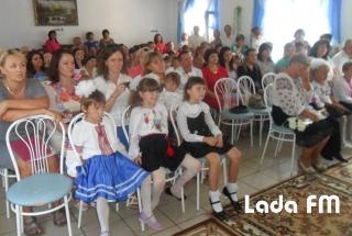 Школярі Кисляцької школи-інтернат отримали подарунки від ладижинців та гайсинчан