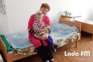 В міській лікарні Ладижина привітали дітей з нагоди Дня Святого Миколая