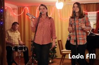 У музичній школі Ладижина відбувся передноворічний концерт