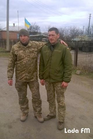Ладижинські армійці передали привіт із зоні АТО та подякували за підтримку і допомогу землякам
