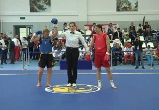 Нова перемога: ладижанка Альона Осьмирко стала чемпіонкою Європи з ушу