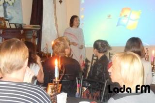 У Ладижині відбувся поетичний вечір творчості Тетяни Рапопорт