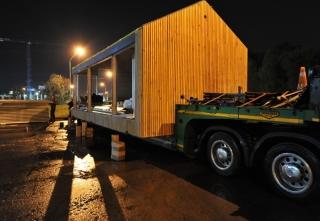 Українці створили мобільний та повністю енергонезалежний будинок