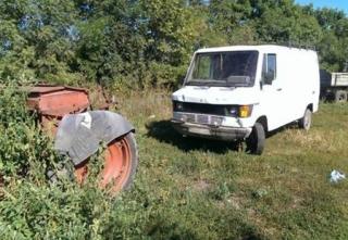 У Тростянецькому районі поліція встановила особу водія, що скоїв ДТП та втік