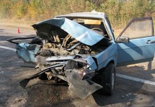 Автотроща біля Гайсина забрала життя двох літніх жінок