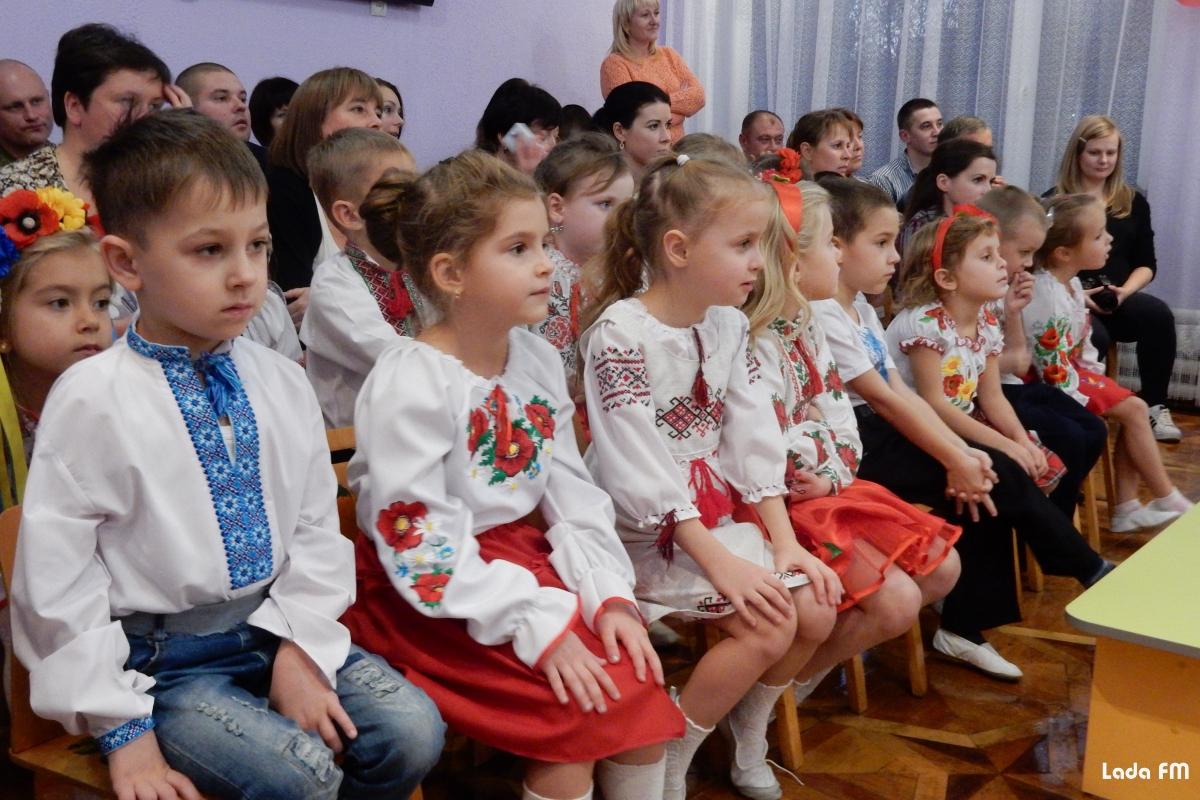 У Калуші відбувся конкурс для дошкільнят