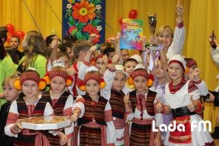 Ансамбль танцю «Радість» з Ладижина посів перше місце на конкурсі мистецтв у Вінниці