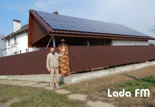 Ладижинець Олег Мокрянський інвестував у енергію сонця