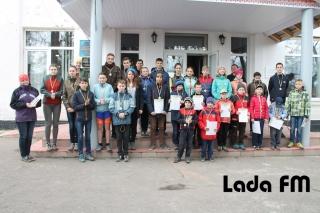 На чемпіонаті області зі спортивного орієнтування ладижинці посіли друге командне місце