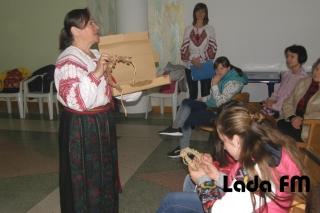 Ладижинським учням розповіли про історію виникнення українського віночка