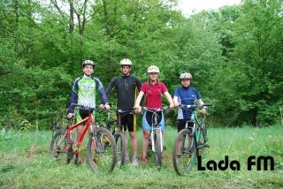 Ладижинці перемогли на Кубку України з велосипедного туризму