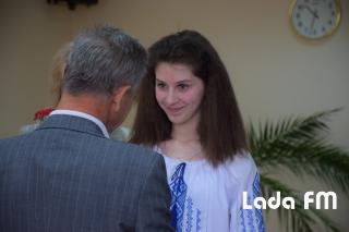 Обдарованих ладижинських школярів нагородили одноразовими стипендіями від мерії