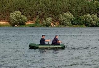 Рятувальники продовжують пошуки  зниклого чоловіка біля Степашок