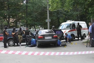 У Вінниці поліцейські затримали грабіжників ювелірної крамниці