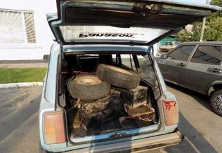 У Гайсині поліцейські затримали автокрадіїв