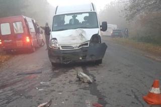 У автопригоді біля Тростянця травмовано двоє ладижанок (Оновлено)