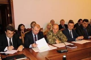 Голова Вінницької ОДА скликав керівників районів і міст на нараду