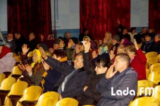 Громада Четвертинівки підтримала ідею розширення співпраці з ТОВ «Вінницька птахофабрика»