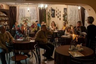 У Ладижині вдруге пройшов творчий вечір поетеси Ірини Берези