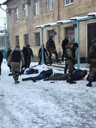 На Вінниччині поліцейські зірвали атаку рейдерів на підприємство