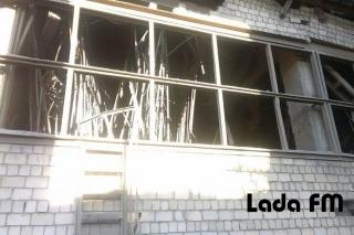 У мережі з'явились фото наслідків аварії на електрофільтрі Ладижинської ТЕС