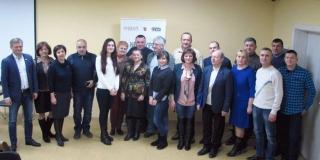 Компанія МХП оцінила ефект  наданих нею грантів малому бізнесу в селах Вінниччини