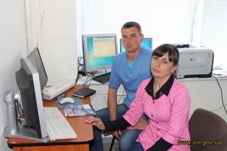 У Гайсинській ЦРЛ встановлено найсучасніший спіральний комп'ютерний томограф