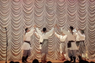 Юні ладижинці познайомились із танцями народів світу