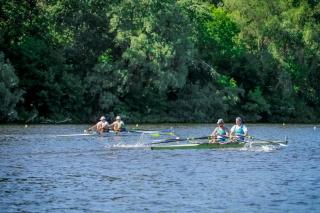 Наперекір усьому: ладижинські веслувальники перемогли на Кубку України з веслування