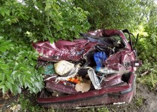 У автотрощі між Гайсином і Ладижином постраждали люди