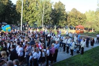 Школу-ровесницю Незалежності відчинили у Гайсинському районі