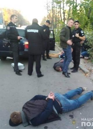 """У Вінниці поліцейські вполювали автомобільних """"бомбил"""""""
