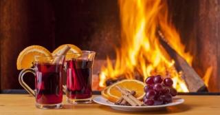 Зима - час пити глінтвейн
