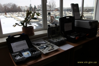 Чистоту повітря і води на Вінниччині контролюватиме пересувна лабораторія